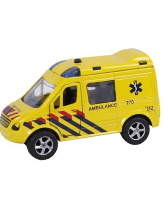 2-Play ambulance