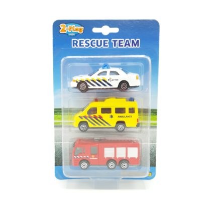 2-Play rescue team