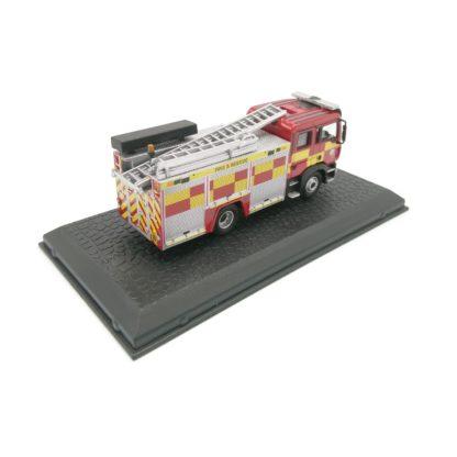 Atlas - MAN Pump Ladder brandweer
