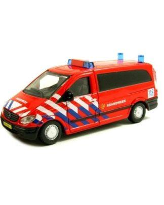 Bburago Mercedes vito brandweer