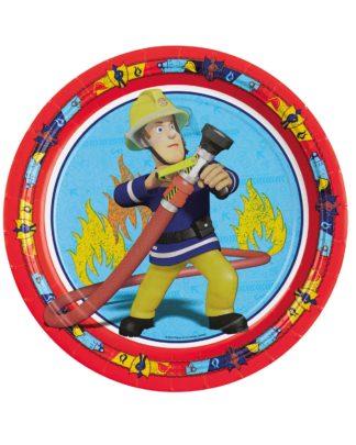 Brandweerman Sam Bordjes