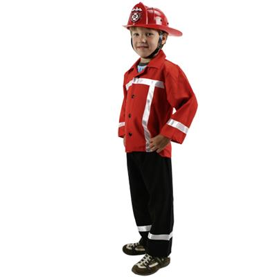 brandweerpak verkleedkleding