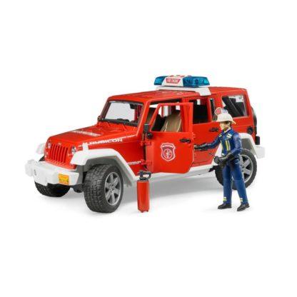 Jeep Wrangler brandweer