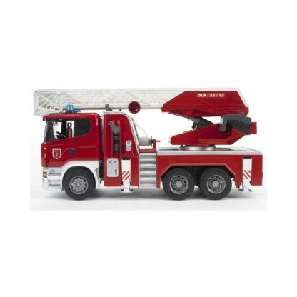 Scania brandweer autoladder