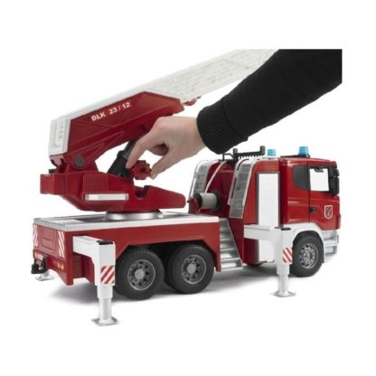 Scania brandweer ladderwagen