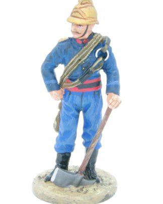 brandweerman Frankrijk 1885