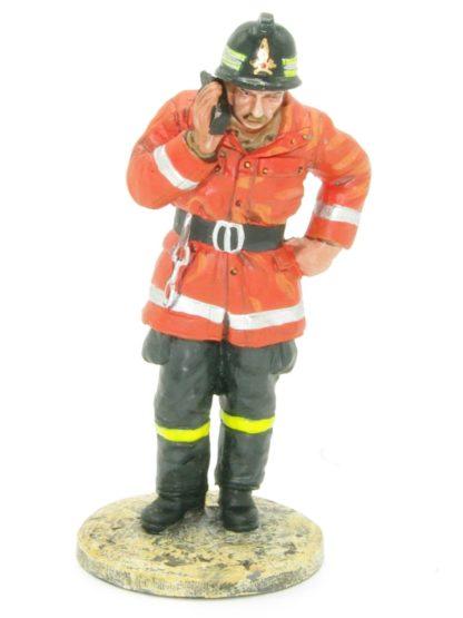 brandweerman Italie 1998