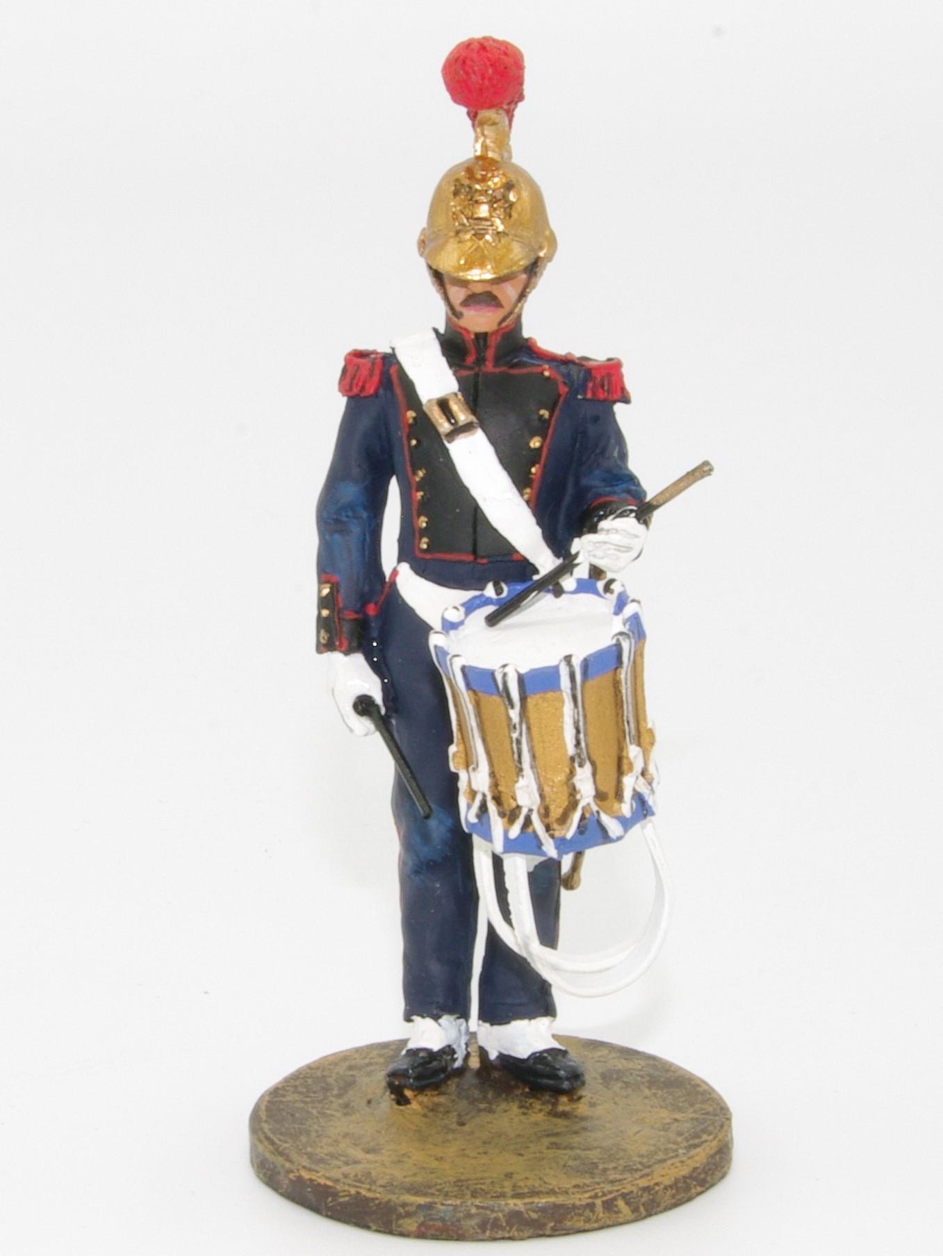 brandweerman Frankrijk 1850