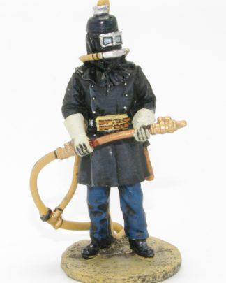 Brandweerfiguur Duitsland 1900