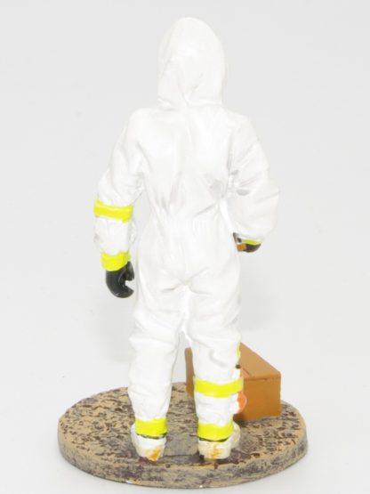 brandweerman stralingsdeskundige Frankrijk 2003