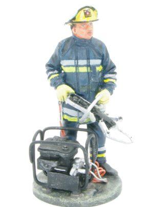 brandweerman Ierland 2002
