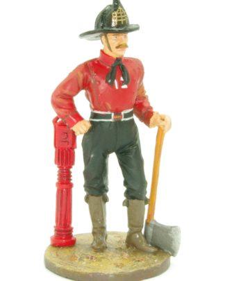 Del Prado brandweerman Verenigde Staten