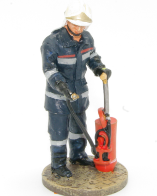 brandweerman Oostenrijk 2004