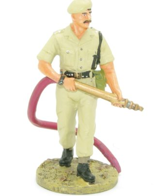 brandweerman India 2003