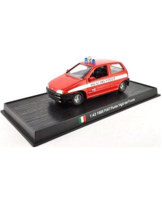 Brandweer Fiat Punto