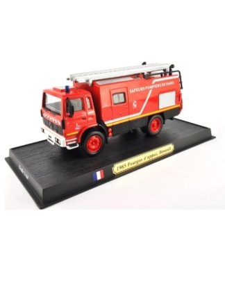 Brandweer Fourgon d'appui