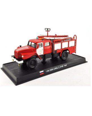 Brandweer URAL