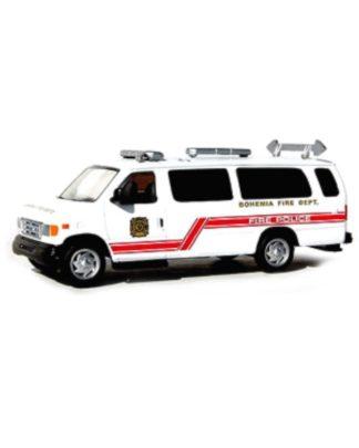 Brandweer politie Ford