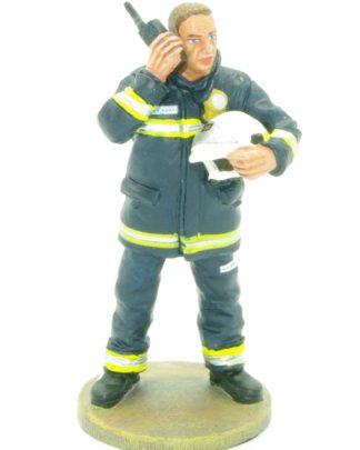 brandweerman Spanje 2003