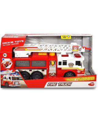 Amerikaanse brandweerauto