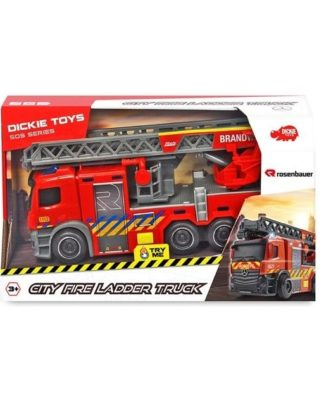 brandweer ladderauto