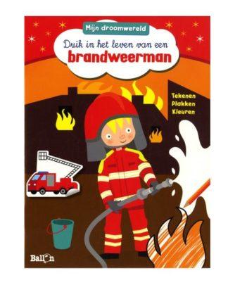 boek brandweerman