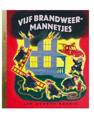 gouden boekje brandweermannetjes