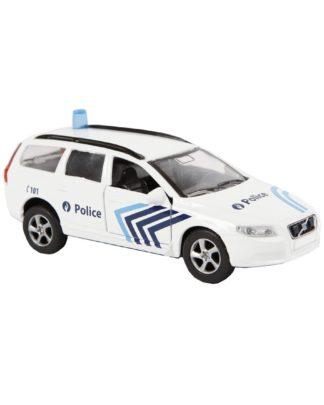 kids globe volvo politie Belgie