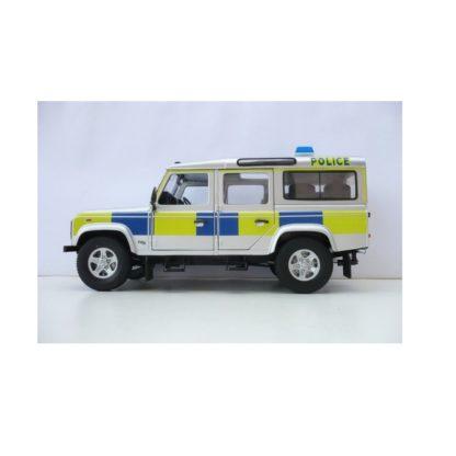 Land Rover Defender politie