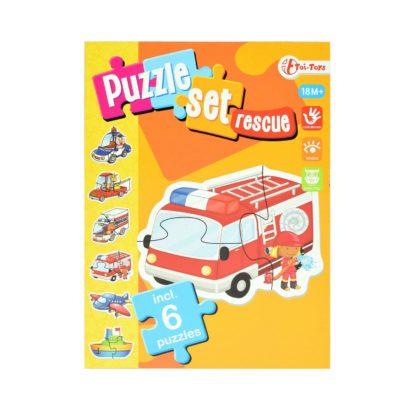 puzzel hulpdiensten