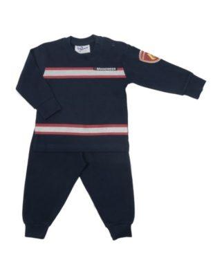 pyjama brandweer navy