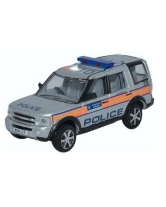 Land Rover Discovery police