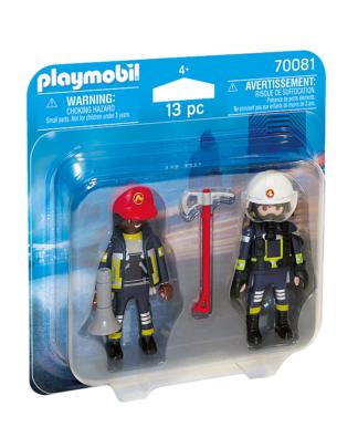 Playmobil 70081 Brandweermannen