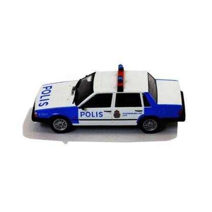Volvo 740 politie Stockholm Zweden