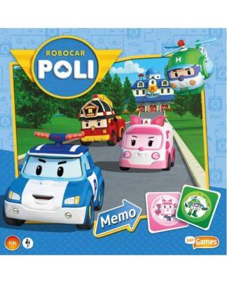 Robocar poli memory