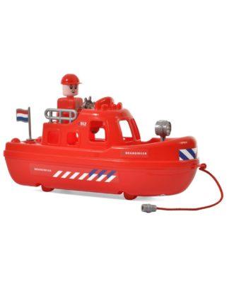 Polesie Brandweerboot