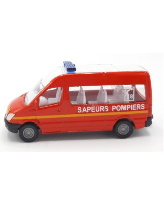 Siku 0808 brandweer Frankrijk