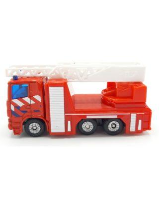 Siku 1014 Scania brandweer ladderwagen