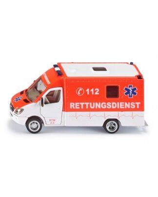 Siku 2108 Mercedes ambulance Duitsland