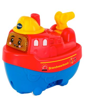 vtech bobby brandweerboot
