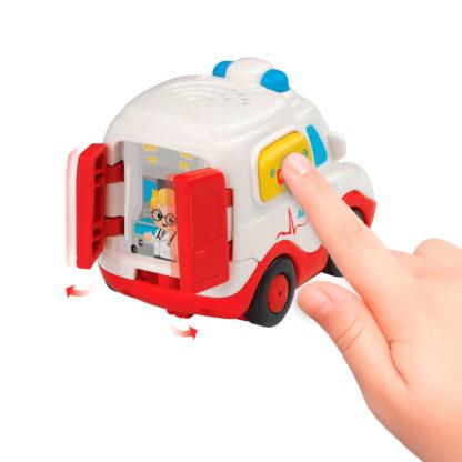 vtech amir ambulance