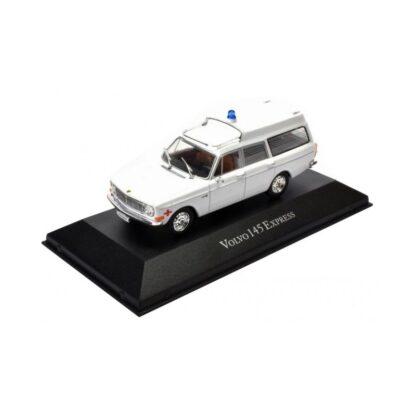 Atlas Volvo 145 Express Ambulance 1969