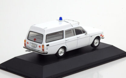 atlas volvo 145 ambulance