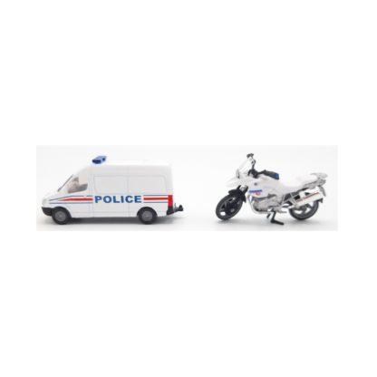 Siku 1655 politie Frankrijk