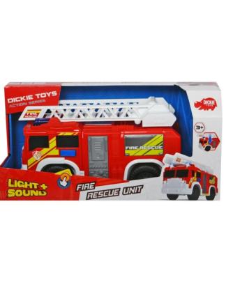 Dickie Toys Action Series brandweerauto