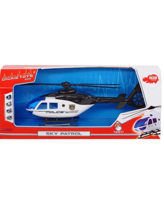Dickie Toys politiehelikopter