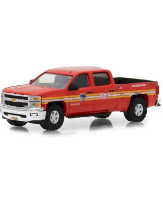 greenlight 2015 chevrolet fdny