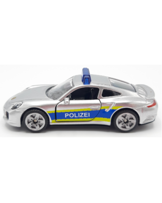 Siku 1528 Porsche 911 politie Duitsland