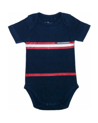 Fun2Wear romper brandweer navy