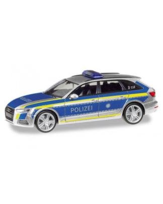 Herpa Audi A4 politie Ingolstadt